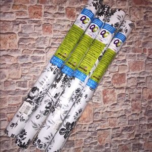 Floral shelf liner price for all 4 rolls
